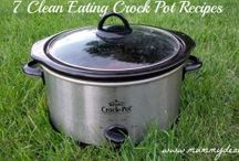 Clean eating in the crock