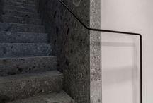 Handrail / handrail for Öldugata existing building