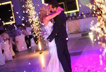 FIRST DANCES / Favourite Jordan Sound Djs first dance shots.