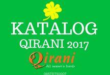 Gambar Qirani Sarimbit 2017 / agenqirani.com merupaka produsen busana muslim terlengkap di Indonesia. Pemesanan busana muslim trendy dan syar'i hubungi   Nanda CS 1 Qirani  :  SMS: 0857-3173-0007 Whatsapp: +6285731730007 BBM: 536816F7