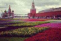 Moscow- Travel / Seeing as much of Moscow as possible