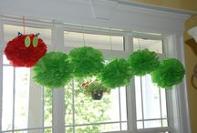 Hungry Caterpillar Party Ideas / by Stacy's Sweet Stuff