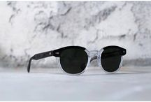 Black & White / Black & White is always on trend. / by MOSCOT