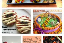 Halloween Crafts & Recipes
