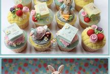 Spring cakes and cupcakes ideas