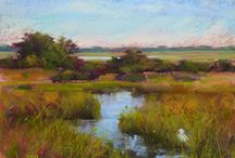 Marsh paintings / by Janet Sessoms