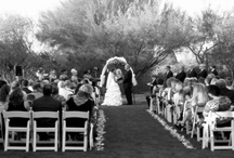 Scottsdale Wedding Ceremonies at The Park / Regale at DC Ranch is the perfect place to hold your outdoor wedding ceremony. www.RegaleAZ.com