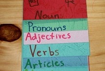 language art activities / by Mary Ashley
