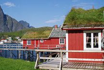 Lofoten / Lofoten is known for excellent fishing and nature attractions, small villages off the beaten track and whale safaris.