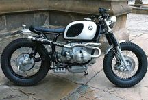 "BMW Custom Tracker / Ideas for design of new MC project ""BMW R650 Tracker"""