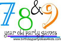 8th Birthday party-My big big girl
