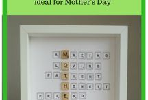 Mother's Day / Gifts and cards for Mothers Day