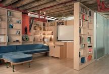 underground living spaces / by Sandra as MiraMenos