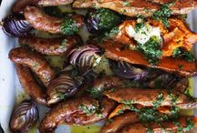 Savoury sausage dishes I wish to cook