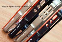 Blade Aluminum Bumper for Iphone 4