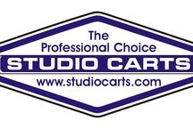 Equipment Carts for the Film & Video Industry / Equipment Carts for the Film, Video, Sound, DIT, Grip & Electric Industries.