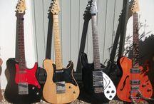 Yamaha Guitars (Pacifica- Revstar)