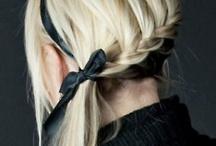 hair styles / by Erin Tullyjenkins
