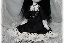 Cloth Art Dolls