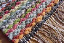 reciclar para hacer alfombras