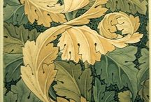 William Morris and the Arts and Crafts Movement / Examining the use of colour in the work of William Morris