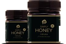 Simply Honey - Mānuka / This is what we do! We source, package and export pure Mānuka Honey!