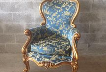 chairs baroque to modernism