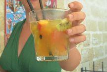 Il cocktail alla frutta del sabato pomeriggio - video ricetta