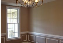 Dining Room Color / Come take a look at all the possibilities for your dining room.