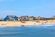 Nags Head, NC / Nags Head is the oldest of the Outer Banks resort and vacation destinations; to many it is synonymous with the Outer Banks, NC. Since the middle of the 19th century families have been spending their summers in the seaside cottages and Nags Head Vacation Rentals that dot the oceanfront.