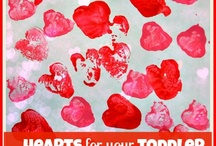 Kids crafts - Valentine's Day