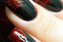 nails for special occasions  / More chic and fancy nails for special occasions