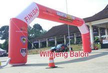 Wilujeng Balon Gate