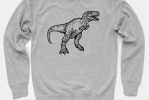DO-YOU-THINK-HE-SAURUS? / Our love of all things Jurassic