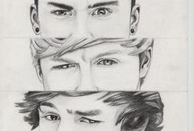 One direction art