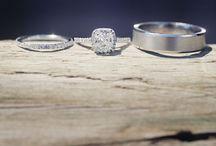 {inspirace} svatební prsteny