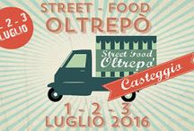 Street Food Oltrepò 1 - 2 - 3 Luglio Casteggio (PV)
