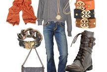 fall fashion / by Rachel Crawford Shaw