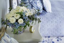 blue and white / by Julie Turner