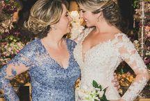 Casamento - Vestido mães e sogras