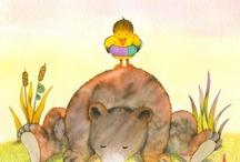 Children's Book Illustration / by Olya Cohen