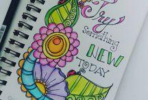 creativity cuadernos