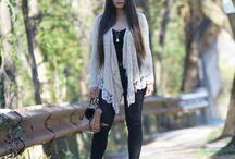 Spring fashion | Moda de Primavera