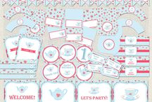 Birthday Party Printable Packs / Birthday Party Printable Packs