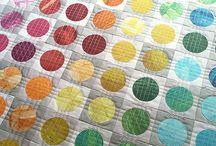 одеяло круги