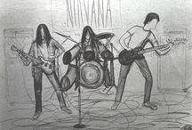 Nirvana-Kurt Cobain❤❤❤