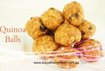 Healthy Sweet/Snacks/Baking / Healthy recipes - ideally no white sugar or white flour (if latter can be helped)