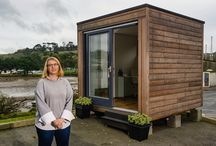 SPRUCING YOUR HOME? GO TO NEWHAM TRURO / (Article from Newham & The Port of Truro - THURSDAY 26TH OCTOBER, 2017) If you dream big when it comes to home build projects, then Building With Frames (BWF) is the place to visit. The company specialise in off- site construction, using timber frame and structural insulated panels (SIPS) for private customers as well as schools, universities and luxury holiday resorts. Conveniently located in the heart of Truro, Newham is home to over 100 businesses employing more than 1,100 people.