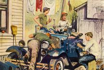 Hot Rods / Hot Rods / by Tom Dillion