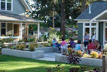 Pocket Neighbourhoods and Communities